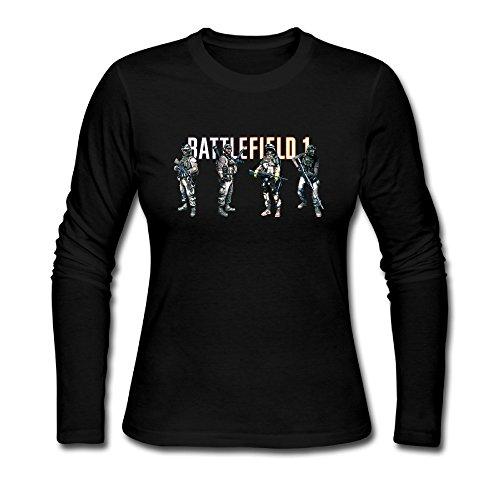 Price comparison product image Battlefield Shop886 Girls T-shirt Unique Slim Fit