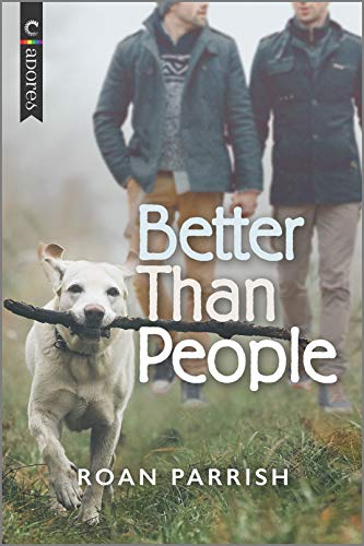 Book Cover: Better Than People