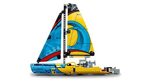 LEGO- Technic Yacht da Gara, Multicolore, 42074 4 spesavip