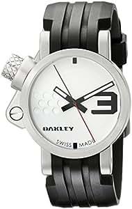 Oakley Men's 10-030 Unobtainium Strap Edition Watch