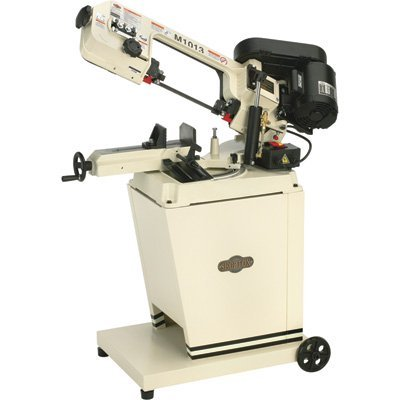 SHOP FOX M1013 5-Inch by 6-Inch Metal Bandsaw by Shop Fox