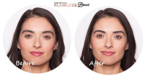 Finishing Touch Flawless Brows Eyebrow Hair Remover, Blush by Finishing Touch (Image #6)