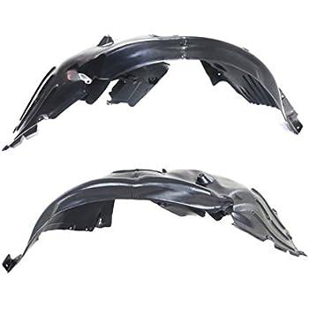 05-10 Chevy Cobalt Front Splash Shield Inner Fender Liner Panel Left Driver Side