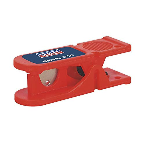 Sealey SC127 12.7 mm Rubber Tube Cutter Silver