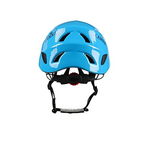 Outdoor Helmet Rock Climbing Unisex Mountain Helmet Caving Rescue Equipment