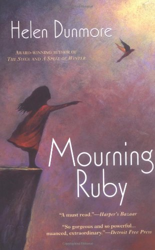 book cover of Mourning Ruby