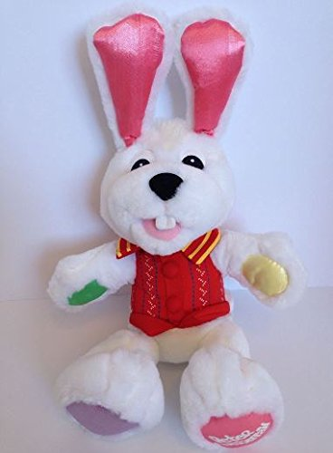 [Peter Cotton Tail Large Talking, Giggling, Singing and Ears Flapping Plush - 16 Inches] (Peter Cotton Tail)