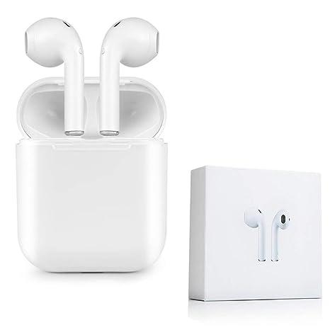 CCYOO I9 Bluetooth Mini Auriculares De Oído Doble Auriculares Auriculares De Aire Inalámbricos con Micrófono para
