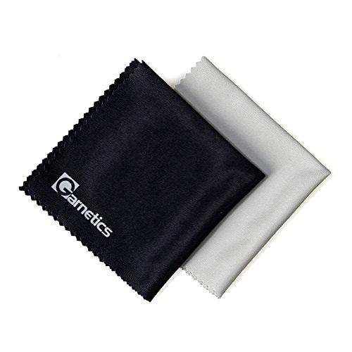 Garnetics Microfiber Cleaning Cloth pack