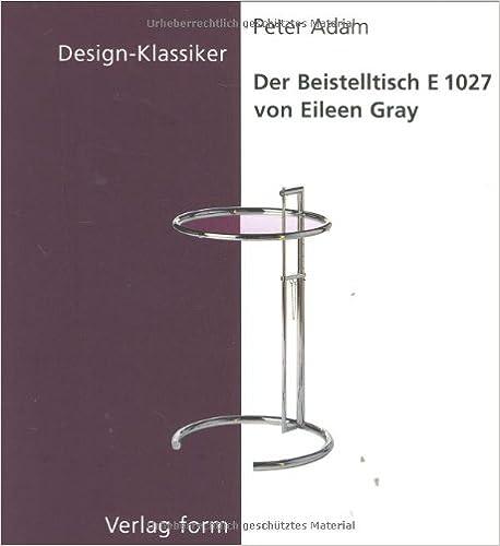 Eileen Gray Beistelltisch der beistelltisch e 1027 eileen gray design klassiker dt