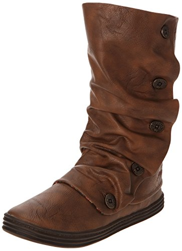 Blowfish Slouch Women's Brown Raton Whiskey Boots YYqw7pC