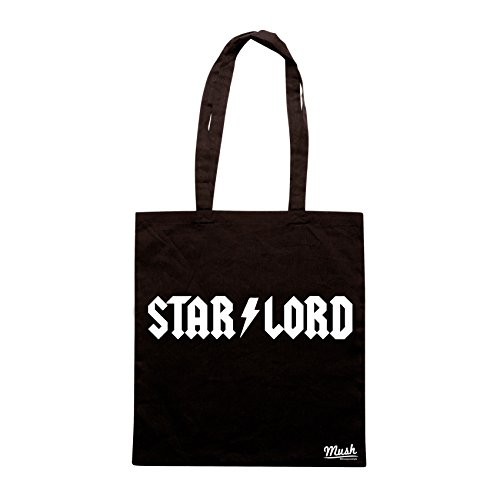 Borsa STARLORD - Nera - FILM by Mush Dress Your Style