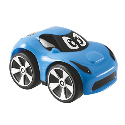 Carrinho Mini Turbo Touch Bond, Chicco, Azul