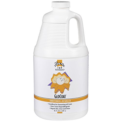 glocoat conditioner and detangler - 1