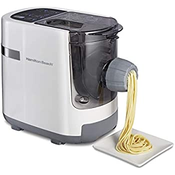 White HR2370//05 Philips Viva Collection Automatic Compact Pasta /& Noodle Maker