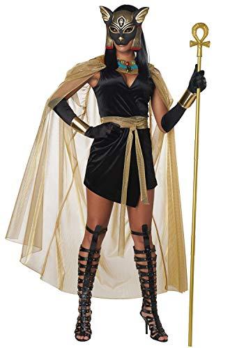 California Costumes Feline Goddess Bastet Adult Costume-X-Small