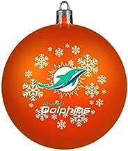 NFL Shatterproof Ball Ornament