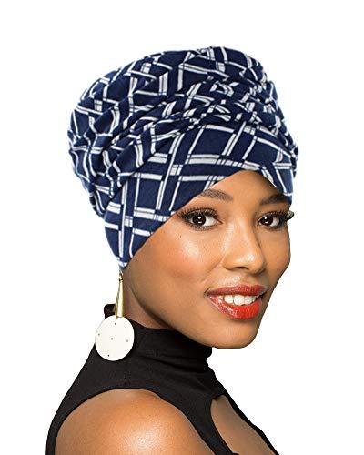 Turban Head Wrap Scarf,African Long Scarf Turban Shawl