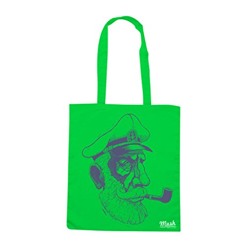 Borsa SAILORMAN - Verde prato - MUSH by Mush Dress Your Style