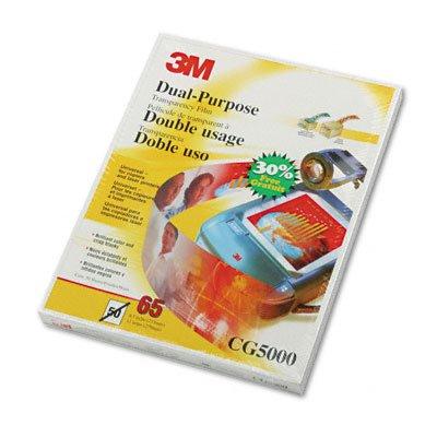 3M CG5000 Dual-Purpose Transparency Film Laser