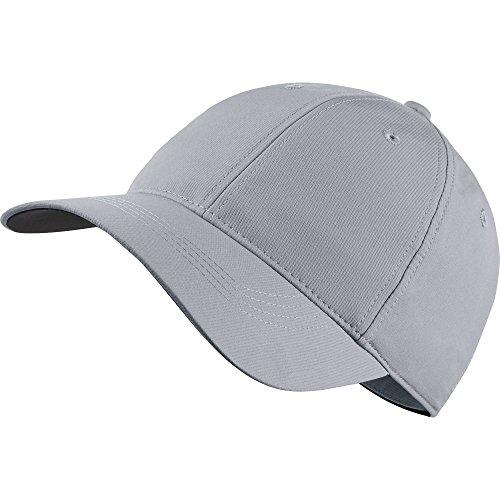 Nike Adults Unisex Legacy 91 Custom Tech Baseball Cap (One Size) (Wolf Grey)