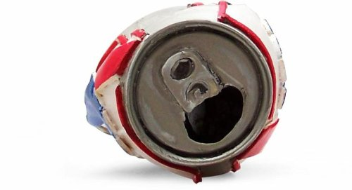 American Shifter 14671 Crushed Beer Can Shift Knob