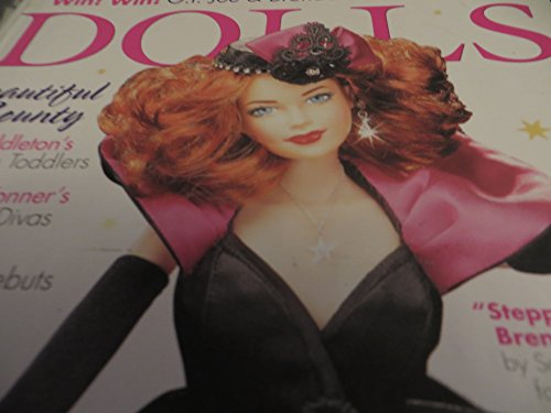 DOLLS magazine November 1999 Volume 18 Number 9 (Lee Middleton's Laughing Toddlers, Robert Tanner's Dazzling Divas, Mattel's Magical Debuts, Paper Roses Gwyneth Paltrow & Cate Blanchett, Stepping Out Brenda Starr) - Gwyneth Doll