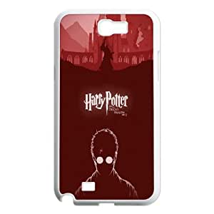 High Quality -ChenDong PHONE CASE- For Samsung Galaxy Note 2 Case -Harry Potter Series-UNIQUE-DESIGH 8