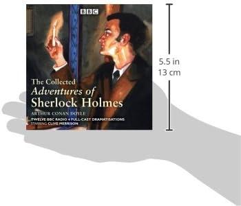 The Adventures of Sherlock Holmes: BBC Radio 4 full-cast dramatisations BBC Radio 4 Dramatisations: Amazon.es: Doyle, Arthur Conan, Merrison, Clive, Full Cast, Williams, Michael: Libros en idiomas extranjeros