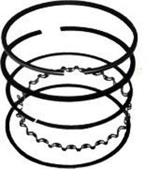 Rotary # 1460 Piston Rings For Tecumseh # 34854 (Rings Piston Tecumseh)