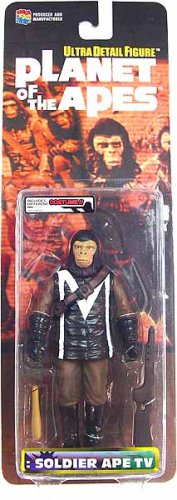 Medicom Ultra Detail Planet of the Apes Soldier Ape TV 1239