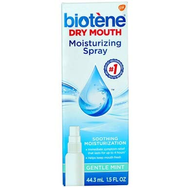 Biotene Mouth Spray Size 1.5z Biotene Mouth Spray 1.5z