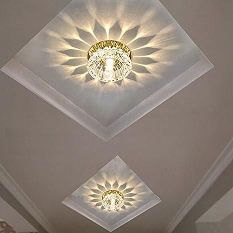 Pasillo luces porche luz porche luz led luz lámpara techo ...