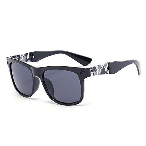 GCR Occhiali Da Sole Ombra Polarizzante Occhiali Occhiali Da Vista Occhiali Occhiali Da Sole Antivento Della Scatola , 2