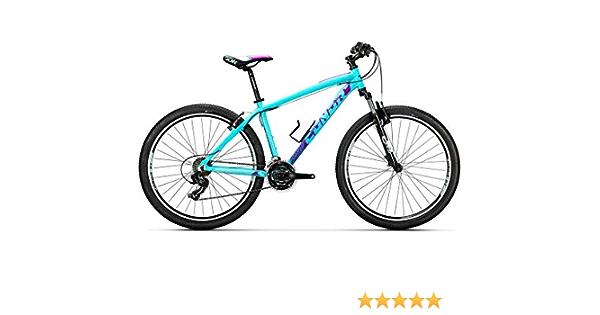 Conor Bicicleta 5400 Azul SM. Bicicleta de montaña con Dos Ruedas. Bici Adultos. Bike. Ruedas 27.5 Pulgadas. 7 velocidades.: Amazon.es: Deportes y aire libre