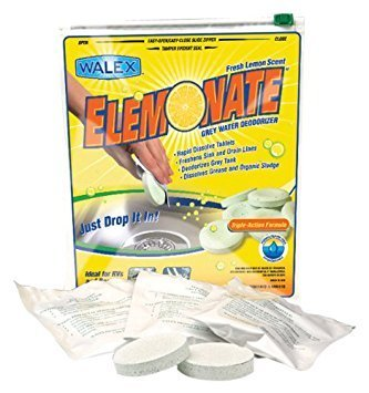 onate Grey Water Deodorizer and Cleaner (Quantity 2) (Grey Water)