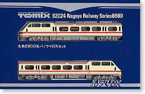 Nゲージ車両 名鉄8800系パノラマDX  92024