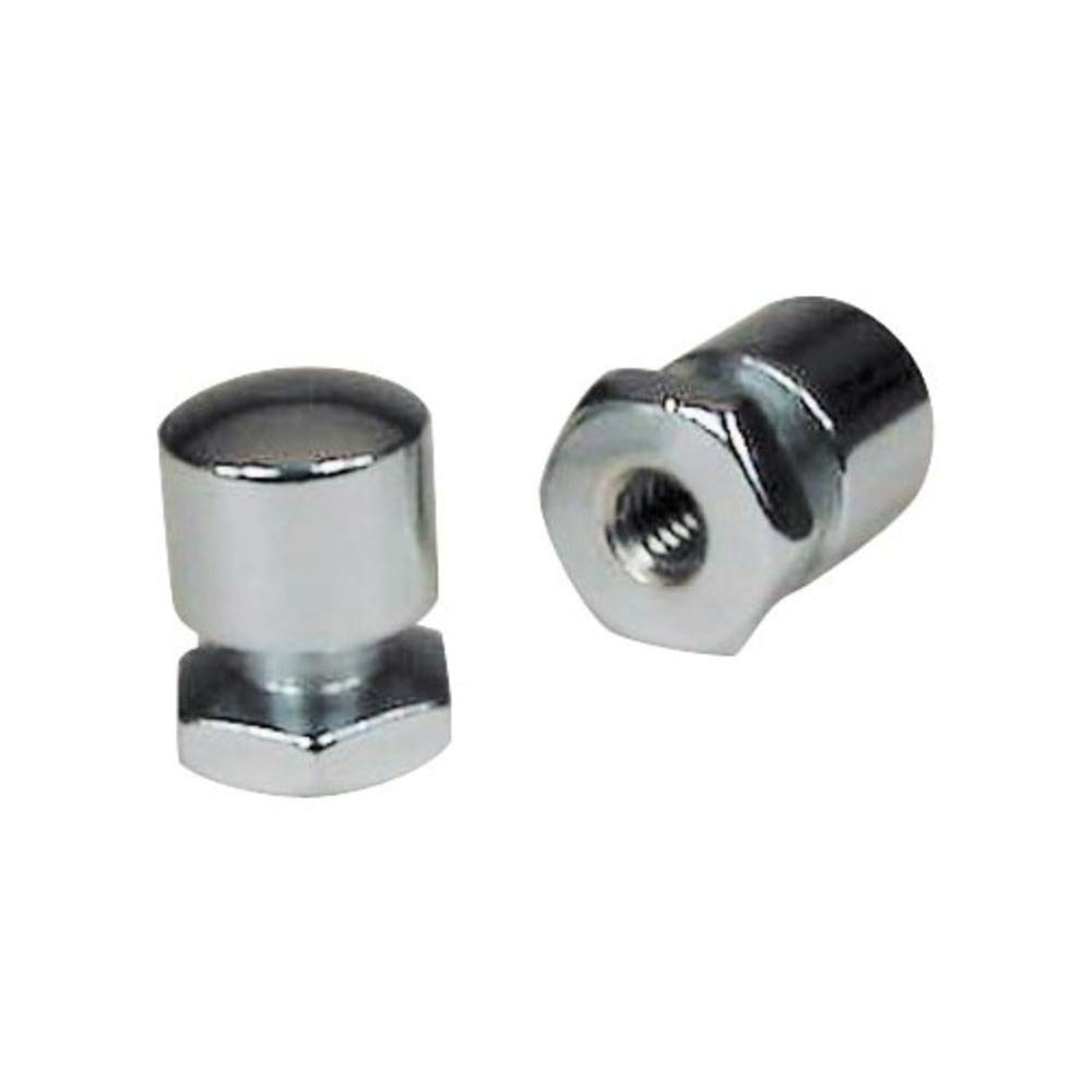 Mustang Solo Mounting Nuts 78032