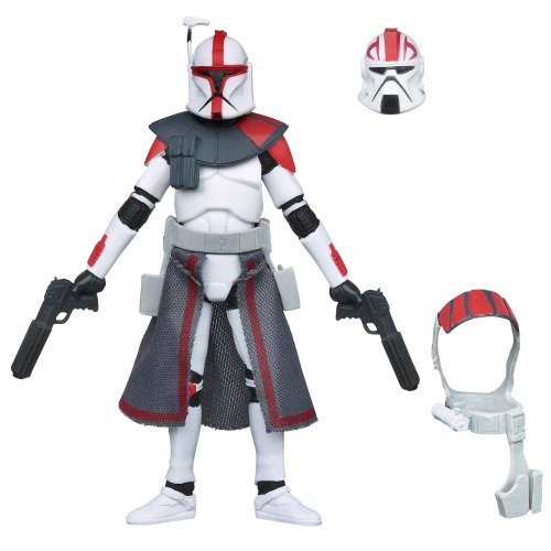 Star Wars Vintage Figure - VC54 EU ARC Trooper Commander