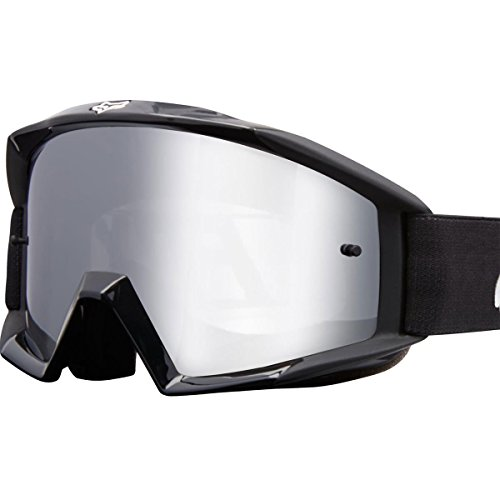 Fox Racing 2019 Main Goggles Race Black - Clear Lens by Fox Racing