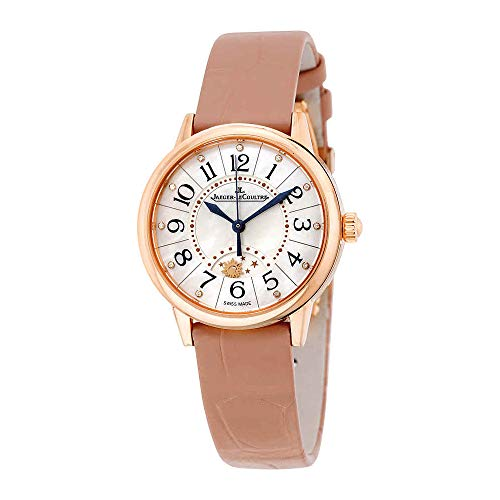 Jaeger LeCoultre Rendez Vous Night and Day Automatic 18kt Pink Gold Ladies Watch Q3462490