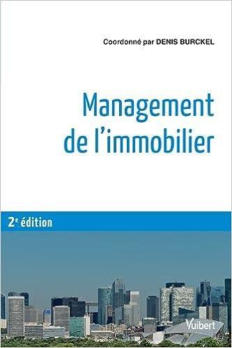 Livres gratuits en ligne Management de l'immobilier pdf, epub ebook