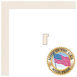 Art to Frames 2WOM0066-81784-YCLR-20x28 20 by 28-Inch Picture Frame, 0.625-Inch Wide, Clear Stain on Maple