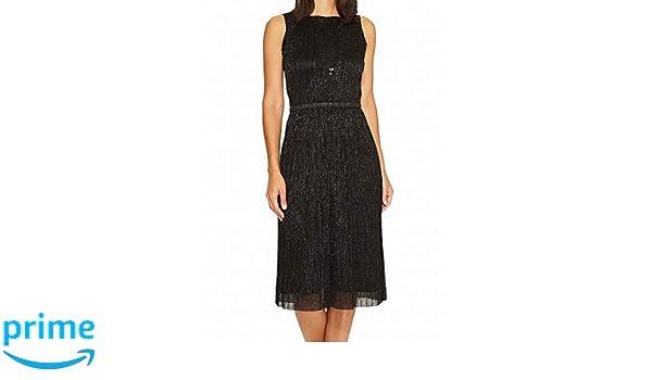 5c170480e3 Tahari by ASL Women s Grecian Dress Black Dress at Amazon Women s Clothing  store