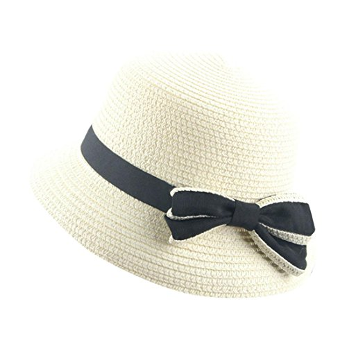 e086c4d4a64 Galleon - 2018 Summer PeiZe Toddler Beanie Sun Protection Bowknot Outdoor  Fishing Hat Cap For Kids Girls