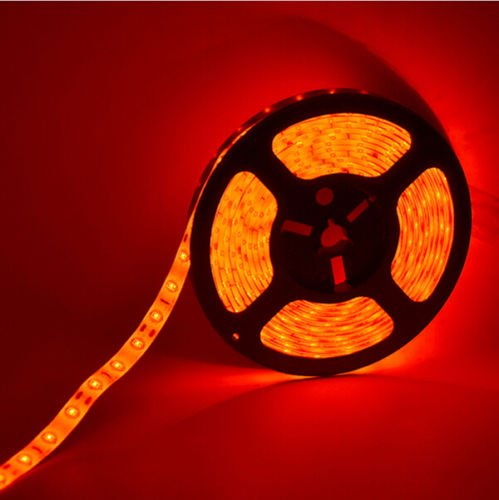 Waterproof 5M/16.4FT red 5730 SMD 300LEDs LED Flexible Strip Light