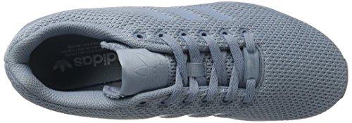 Adidas Blu Blue Blue Zx Scarpe Uomo tactile tactile Ginnastica Basse Flux Da 6f6Px