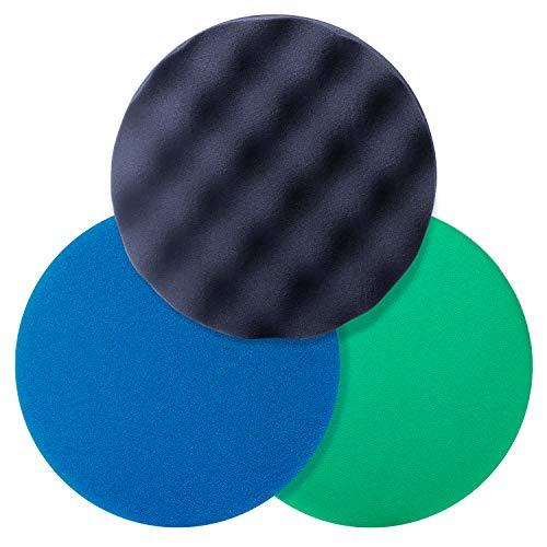 7 inch polisher pad - 7