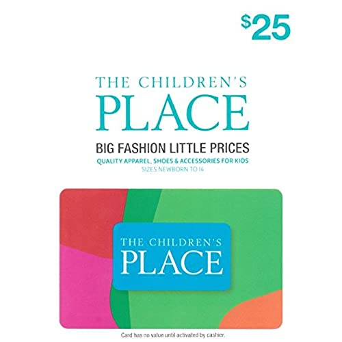 Baby shower gift card amazon the childrens place 25 gift card solutioingenieria Image collections