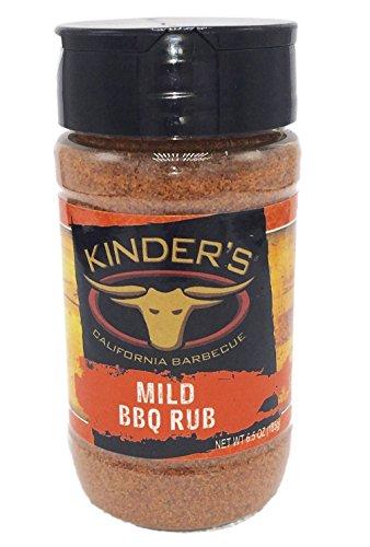 Kinder's Mild BBQ Rub